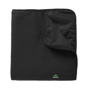 Fleece & Poly Travel Blanket Thumbnail